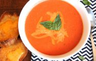 Tomato Cheese Soup