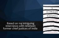 SUPREME WHISPERS: Conversations with Judges of the Supreme Court of India: 1980-1989 by Abhinav Chandrachud
