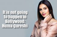 Huma Qureshi on #MeToo campaign