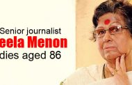Acclaimed Journalist Leela Menon passes away