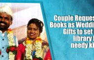 Meet the power couple who requested for books instead of expensive gifts for their wedding