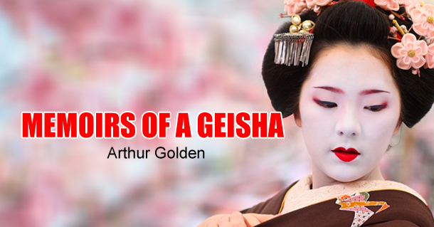 Remarkable topic memoirs of geisha by arthur golden question confirm
