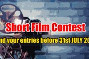 Send your Short Films and win exciting prizes