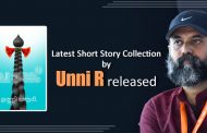 A brand new short story collection by Unni R. released