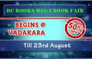 DC Books Mega Book Fair at Vadakara