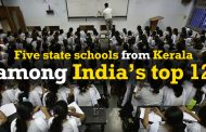 Five state schools from Kerala among India's top 12