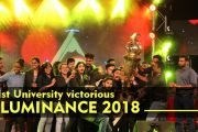 LUMINANCE 2018 Winners Declared
