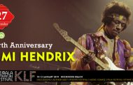 Birth Anniversary of Jimi Hendrix