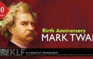 Birth Anniversary of Mark Twain