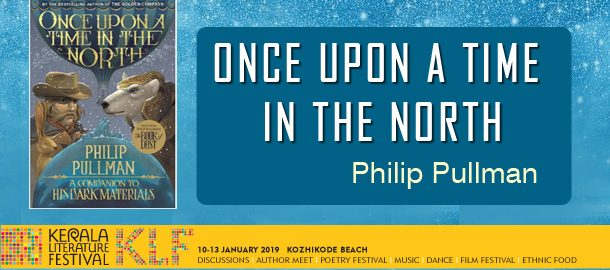 """""""Tantalizingly short and Irresistibly sappy""""- Once upon a time in the north by Philip Pullman"""