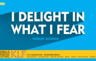 """I delight in what I fear"" – Shirley Jackson"