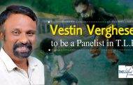 Vestin Verghese, the author of 'The Shadow of the Steam Engine' to be a panelist in Times Lit Fest