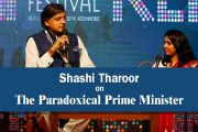 Shashi Tharoor on The Paradoxical Prime Minister