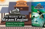 The Shadow of the Steam Engine by- Vestin Verghese