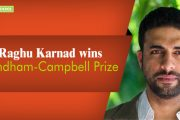 Indian Author Raghu Karnad wins Windham-Campbell Prize
