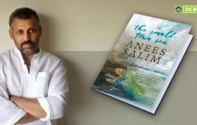 Anees Salim's 'The Small Town Sea' to be adapted into a movie