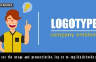 Word of the day: Logotype