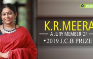 J.C.B Literature Prize announces 2019 jury, includes K.R Meera
