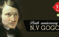 Birth Anniversary of N.V. Gogol
