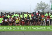 Envirothon 2K19 held at  Wagamon Valley