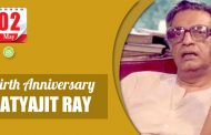Birth Anniversary of Satyajith Ray