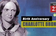 Birth Anniversary of Charlotte Brontë