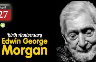 Birth Anniversary of Edwin George Morgan