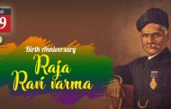 Birth Anniversary of Raja Ravi Varma