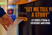 Stories from a vending machine