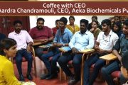 Coffee with CEO held at DCSMAT Trivandrum