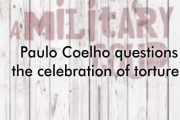 Paulo Coelho Questions the Celebration of Torture