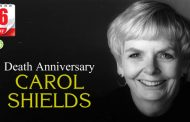 Death Anniversary of Carol Shields