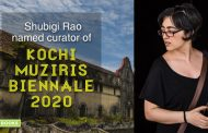 Shubigi Rao named curator of Kochi-Muziris Biennale 2020