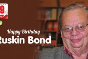 Happy Birthday Ruskin Bond