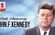 Birth Anniversary of John.F.Kennedy