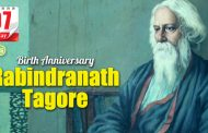 Birth Anniversary of Rabindranath Tagore