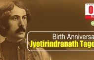 Birth Anniversary of Jyotirindranath Tagore
