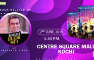 Ravinder Singh to release his latest novel at Centre Square Mall, Kochi