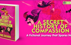 A Secret History of Compassion by Paul Zacharia