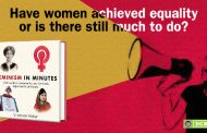 Feminism in Minutes by Shannon Weber
