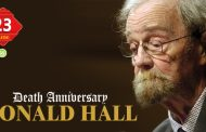 Death Anniversary of Donald Hall