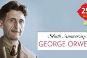 Birth Anniversary of George Orwell