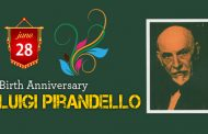 Birth Anniversary of Luigi Pirandello