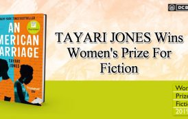 2019 Women's Prize for Fiction bagged by Tayari Jones for An American Marriage