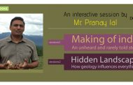 Interactive Session by Pranay Lal held at DCSMAT Vagamon