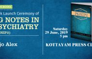 Book Launch Ceremony of PG Notes in Psychiatry