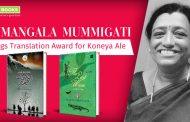 Sumangala S Mummigati Recieves Translation Award for Koneya Ale
