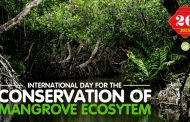 International Day for the Conservation of Mangrove Ecosystem