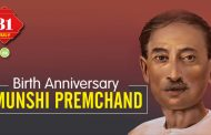Birth Anniversary of Munshi Premchand