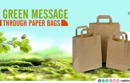 A Session on Making of Paper Bags